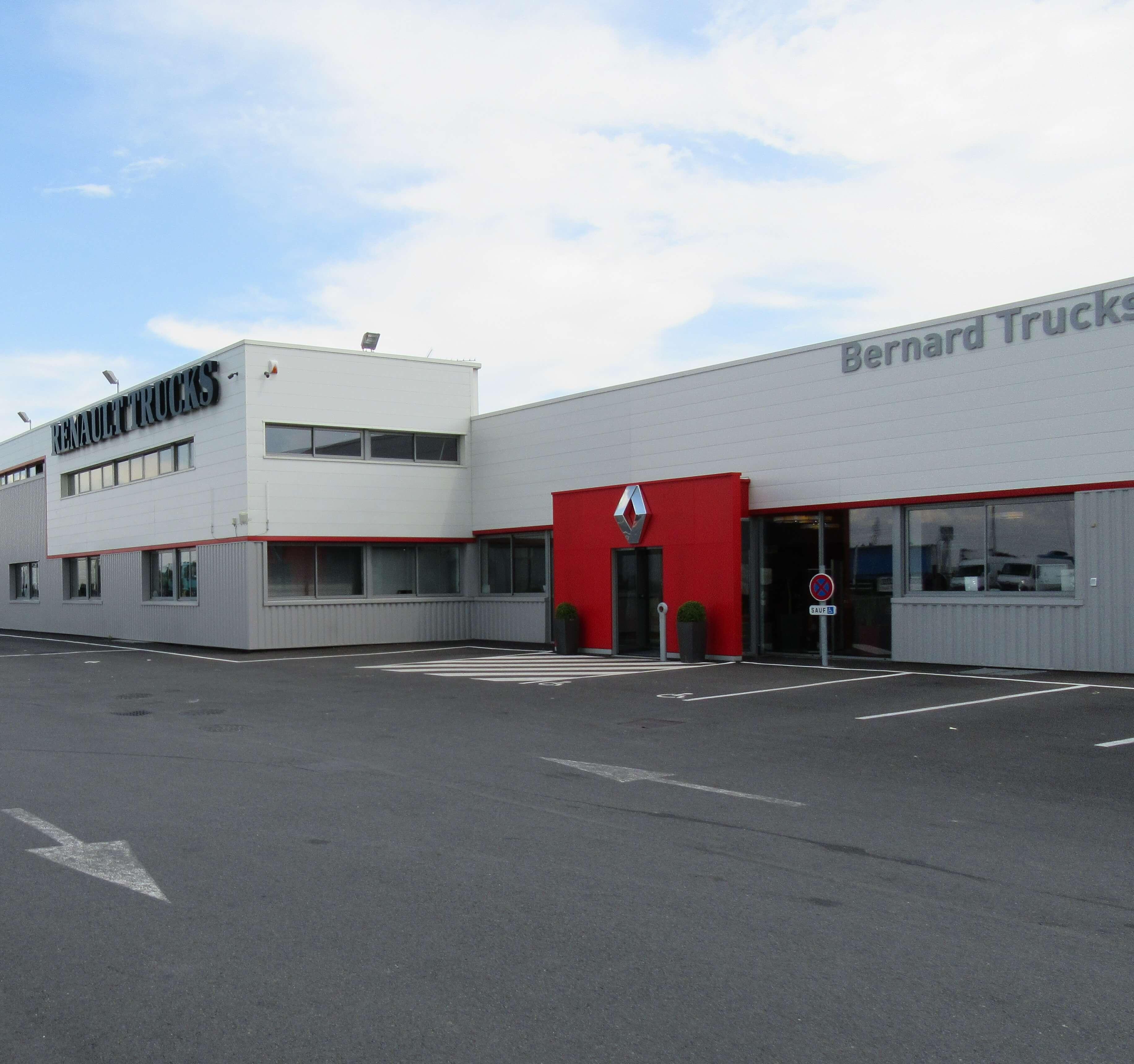 Bernard Trucks Villefranche