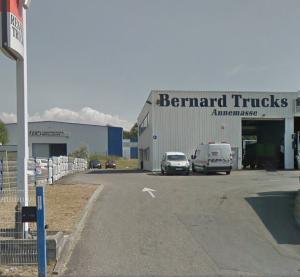 Bernard Trucks Annemasse