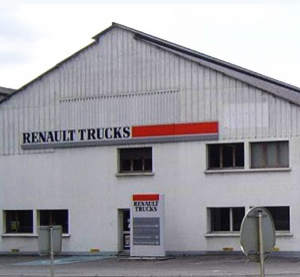 Bernard Trucks Bonneville
