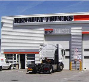 Bernard Trucks Rumilly