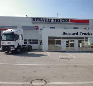 Bernard Trucks St Martin du Fresne