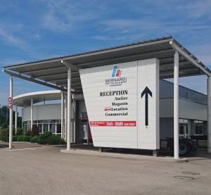 Bernard Trucks Viriat Bourg en Bresse