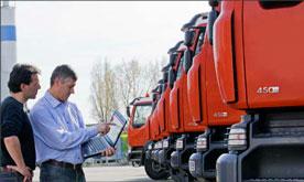 Nouveau : le contrat d'entretien pour les camions d'occasion sélection !