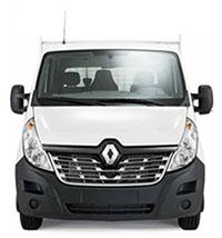 Commandez votre Renault Master fourgon ou chassis cabine, véhicule de distribution disponible à la vente chez Bernard Trucks.