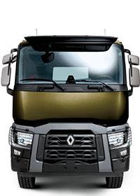 Commandez votre camion de chantier et de transports de matériaux neuf Renault Trucks C disponible à la vente chez Bernard Trucks.