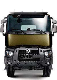 Commandez votre camion de construction et de chantier neuf Renault Trucks K disponible à la vente chez Bernard Trucks.